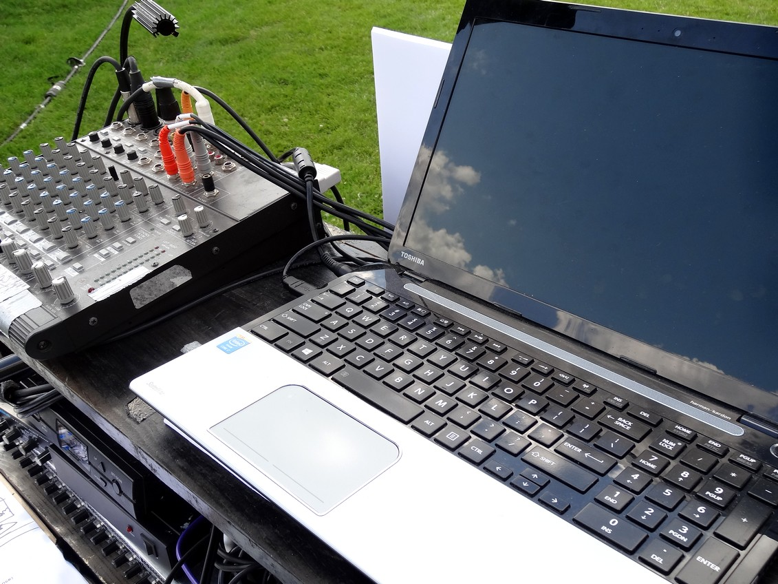 audio visual technician small events